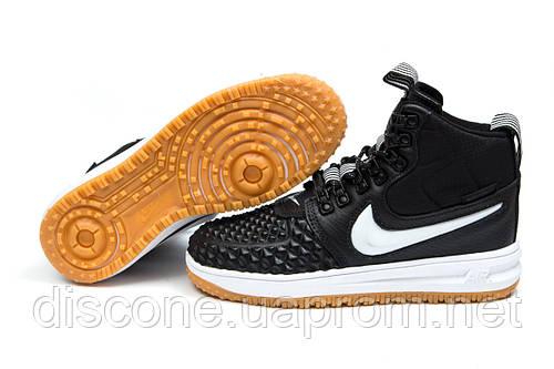 Зимние кроссовки Nike LF1 Duckboot, черные (30921), р.  [  36 38 39 41  ]