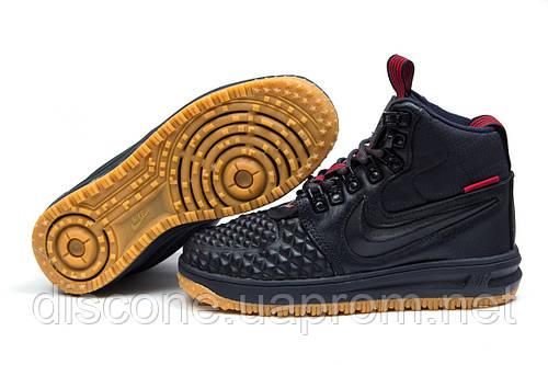 Зимние кроссовки Nike LF1 Duckboot, темно-синий (30923), р.  [  36 37 38 39  ]