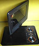"""Panasonic TH 7050 Портативний DVD 7,6"""" TV+USB+SD, фото 3"""