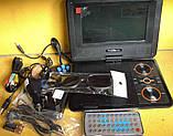 """Panasonic TH 7050 Портативний DVD 7,6"""" TV+USB+SD, фото 4"""