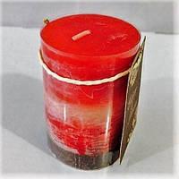 Арома-свечи из воска высота 7 см диаметр 5 cм с 6-разными ароматами