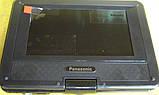 """Panasonic TH 7050 Портативний DVD 7,6"""" TV+USB+SD, фото 6"""