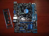 1155 Материнская плата Asus P8H61-M + Процессор Intel G530