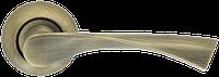 ARMADILLO Ручка раздельная Corona LD23-1WAB-11 матовая бронза