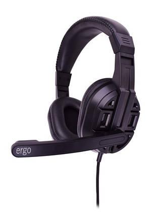 Гарнітура ERGO VM-629 Black, фото 2