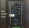 Аккумуляторная колонка с двумя микрофонами Temeisheng SL10-01 / 120W (USB/Bluetooth/Пульт ДУ) реплика, фото 6