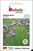 Семена лука на зелень Шнитт 1 г, Satimex