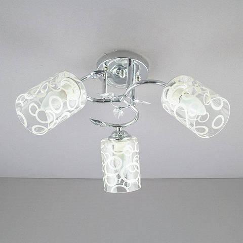 Люстра «Фелиса 3 » хром SW-12958/3 CR