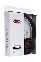 Гарнитура ERGO VM-340 Black, фото 3