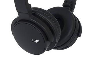 Наушники ERGO BT-490 Black, фото 2