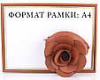 Клатч-кошелек женский HJP UHJP8138-8 кожзам коричневый, фото 9