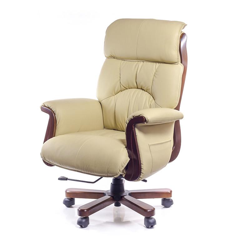 Кресло АКЛАС Максимус EX D-Tilt Бежевое
