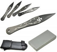 Набор метательных ножей 31791 (4шт) 35гр