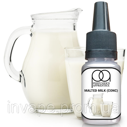 Ароматизатор TPA Malted Milk (Conc) (Солодовое молоко (концентрат)) 5мл, фото 2