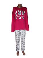 Пижама женская хлопок Зайчата р XL