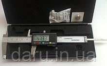 Штангенциркуль электронный VERNIER 100 (T304B. W-1210) металический D - 100 мм, точность 0,01 мм, с бегунком