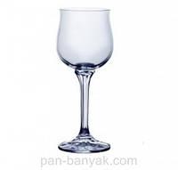 Diana Набор рюмок 6 штук 50мл d4,8 см h13,5 см богемское стекло Bohemia