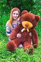 Мягкая плюшевая игрушка медведь Тедди 140 см  Тедди, 140, Украина, разные цвета