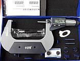Микрометр цифровой KM-2328-100 / 0.001 (75-100 мм) ±0.003 мм, фото 5