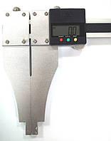 Цифровой штангенциркуль из углеволокна, длина 800 мм, точность 0,1 мм, губки 135 мм, фото 1