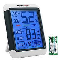 Термо-гигрометр ThermoPro TP-55 (-50°C ... 70°C; 10%...99%) с подсветкой и магнитом, фото 1