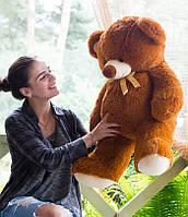 Мягкая плюшевая игрушка медведь Томми 100 см