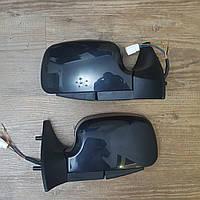 Комплект боковых зеркал Ваз 2108-2115 Л 9 ГО с электроприводом, обогревом и повторителем поворота
