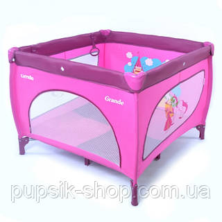 Манеж Carrello GRANDE CRL-7401 PURPLE