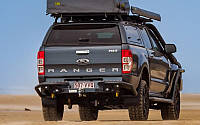 Задний бампер силовой TJM Ford Ranger 2012+
