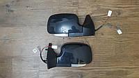 Комплект боковых зеркал Ваз 2108-2115 Л 9 УГО с электроприводом, обогревом и повторителем поворота