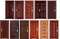 Входные двери металлические в Черкассах под заказ