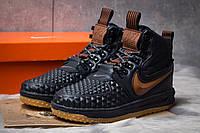 Зимние мужские кроссовки 30913, Nike LF1 Duckboot, темно-синие ( нет в наличии  ), фото 1