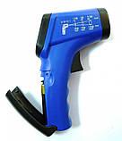 Пирометр с лазерным указателем Flus IR-812 (-50...+800℃) DS: 12:1 Цена с НДС, фото 2