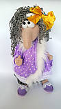 Баба Яга Печерська Інтер'єрна лялька-оберіг, фото 4
