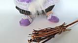 Баба Яга Печерська Інтер'єрна лялька-оберіг, фото 10