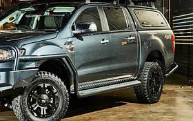 Підніжки силові TJM Ford Ranger 2012+