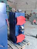 Пиролизный котел длительного горения ZTM 30 кВт, фото 5