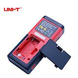 Лазерный дальномер ( лазерная рулетка ) UNI-T UT392B (0,046-100 м) проводит измерения V, S, H, память 30, фото 4