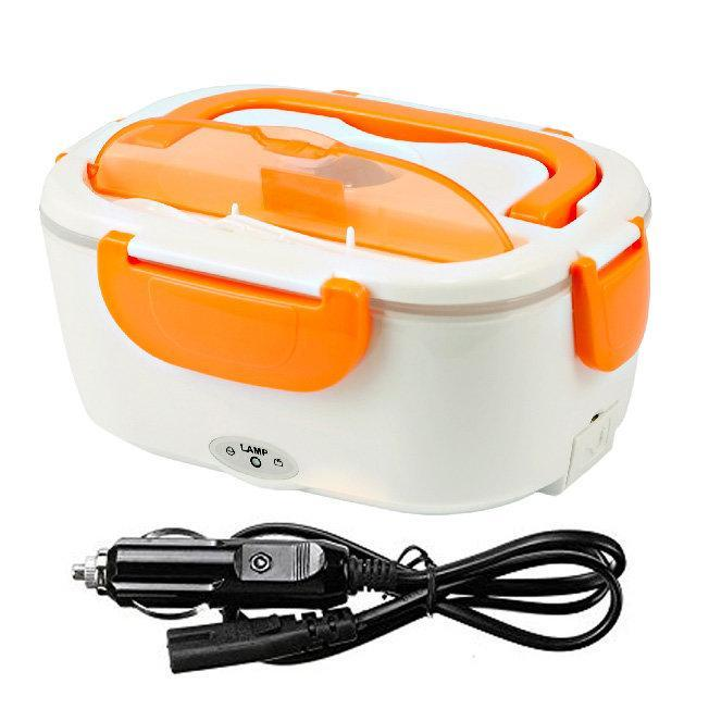 Термо Ланч бокс с подогревом от прикуривателя (Electric Lunch Box)
