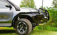 Боковая защита крыла  TJM Toyota Hilux 2015+