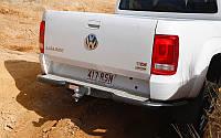 Задний бампер силовой TJM VW Amarok, фото 1
