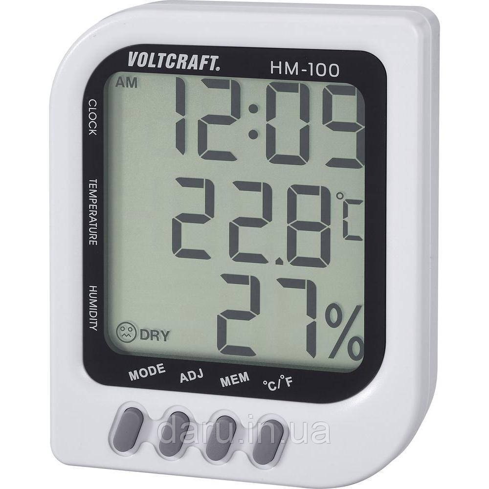 Термогигрометр Voltcraft HM-100 (0…+60 °C, 20-90 %) Германия