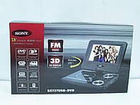 """7,6"""" Портативный DVD плеер Sony SX737 TV+USB+SD, фото 1"""