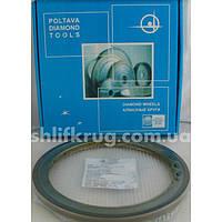 Алмазный круг шлифовальный для обработки кромки стекла (2F6V), фото 1