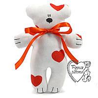 М'яка іграшка Сплюшка для малюків Ведмедик великий, ручна робота