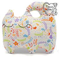 М'яка іграшка Сплюшка для малечі маленький Кіт, ручна робота
