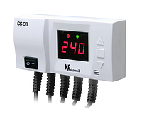 KG Elektronik CS-08 Автоматика для насоса ЦО и ГВС