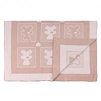 Одеяло-плед детский Барни 100х140см