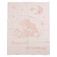 Одеяло-плед детский Сони 100х140см