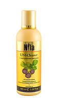 Nila Uni-Cleaner Универсальная жидкость для очистки (зеленое яблоко), 100мл